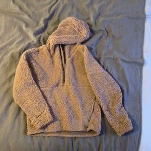 Prana permafrost half-zip fleece